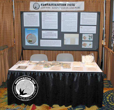 contamination prevention beltwide booth