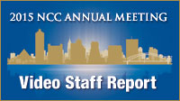 2015 Annual Meeting Video Staff Report